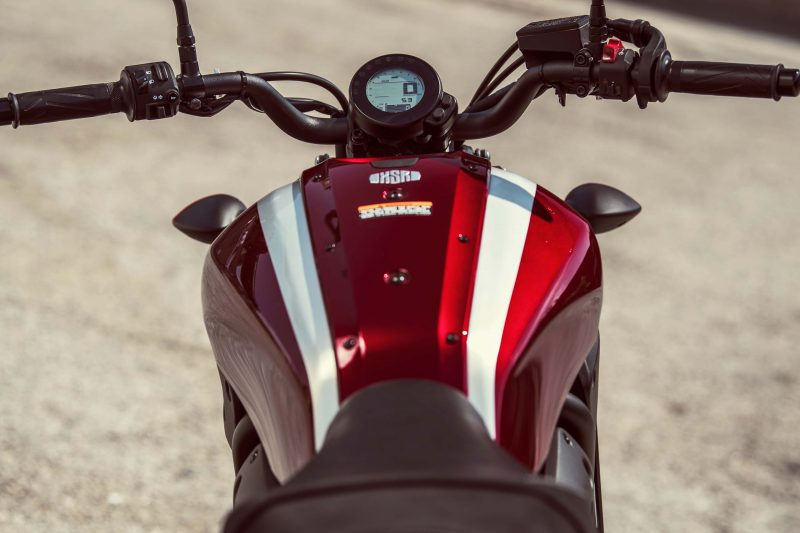 2018 Yamaha XSR700 USA 2