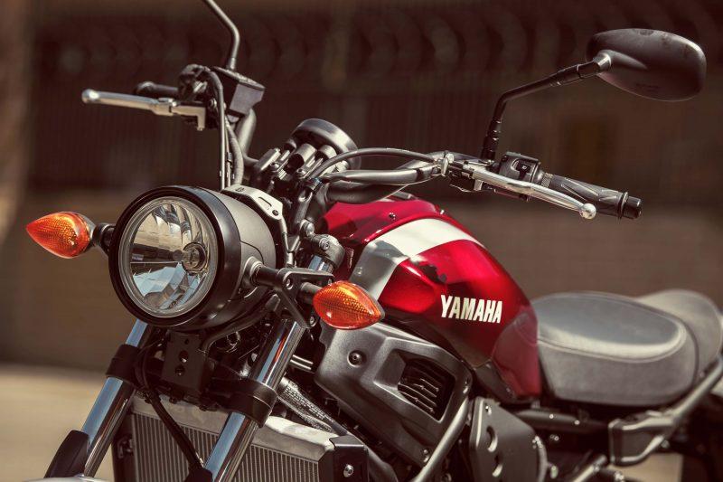 2018 Yamaha XSR700 USA 4