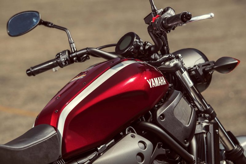 2018 Yamaha XSR700 USA 5