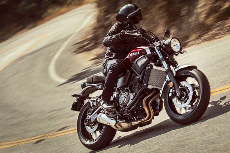 2018 Yamaha XSR700 USA 7