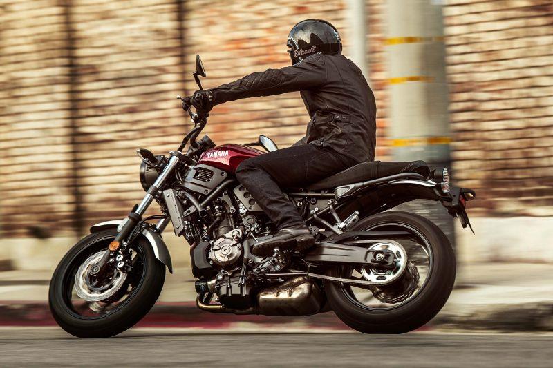 2018 Yamaha XSR700 USA 8