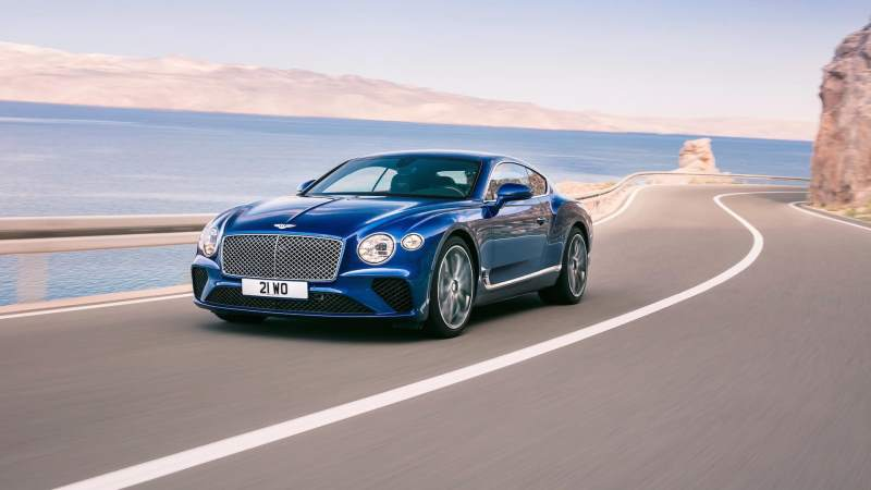 2018 Bentley Continental GT As An Exposition Of Art, Style and Luxury