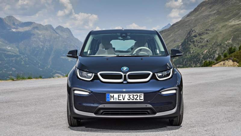 the 2018 bmw i3s is the i3 we 39 ve all been waiting for. Black Bedroom Furniture Sets. Home Design Ideas