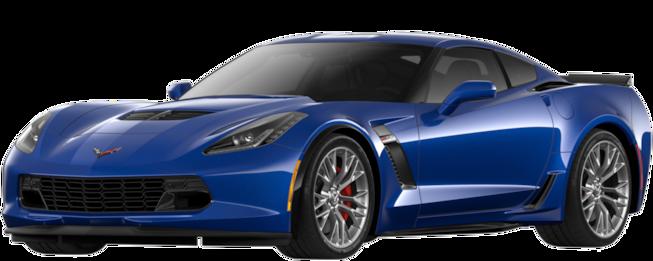 A Chevrolet Corvette Grand Sport
