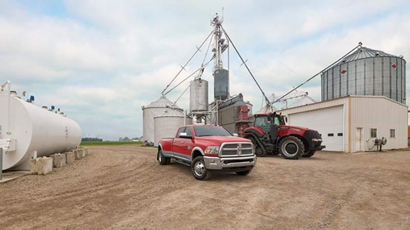 2018 RAM Pickup Harvest Edition