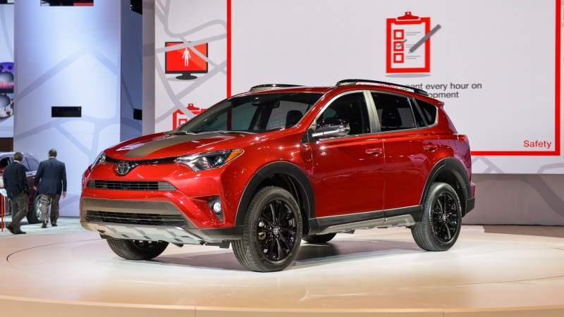 2018 Toyota RAV4 Adventure Tows More And Looks Better