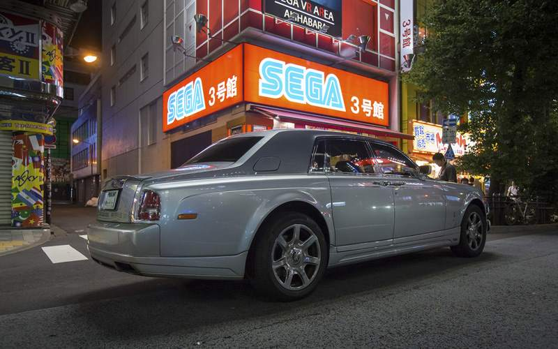 2JZ Rolls-Royce Phantom