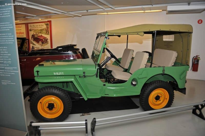 Willys L134