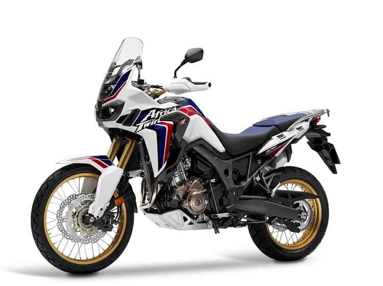Adventure Motorcycles - Honda Africa Twin (2)