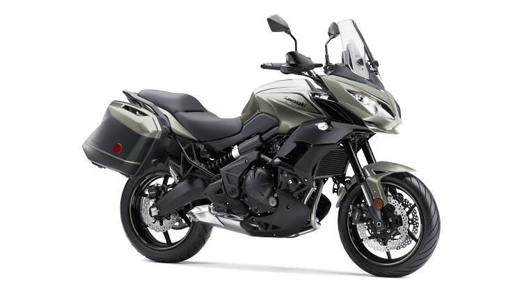 Adventure Motorcycles - Kawasaki Versys 650 3
