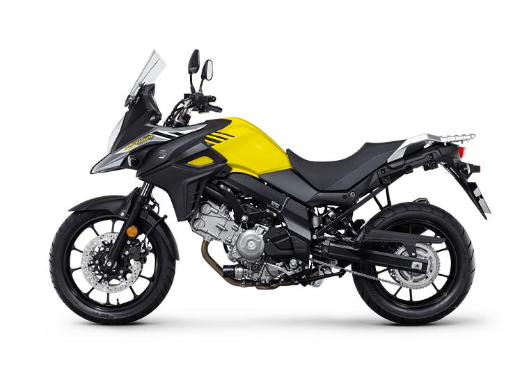 Adventure Motorcycles - Suzuki V-Strom 650 (2)