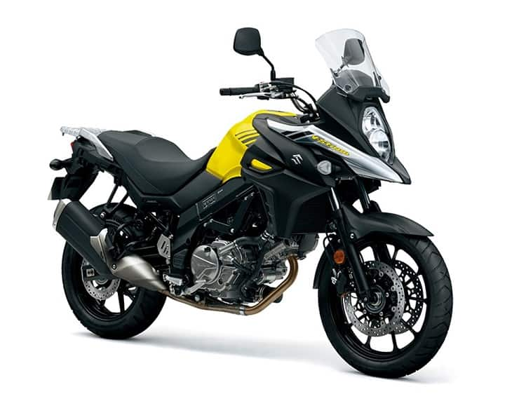 Adventure Motorcycles - Suzuki V-Strom 650