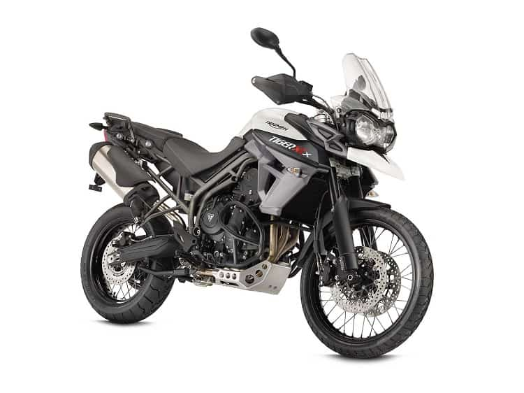 Adventure Motorcycles - Triumph Tiger 800 XCX 2