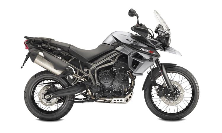 Adventure Motorcycles - Triumph Tiger 800 XCX