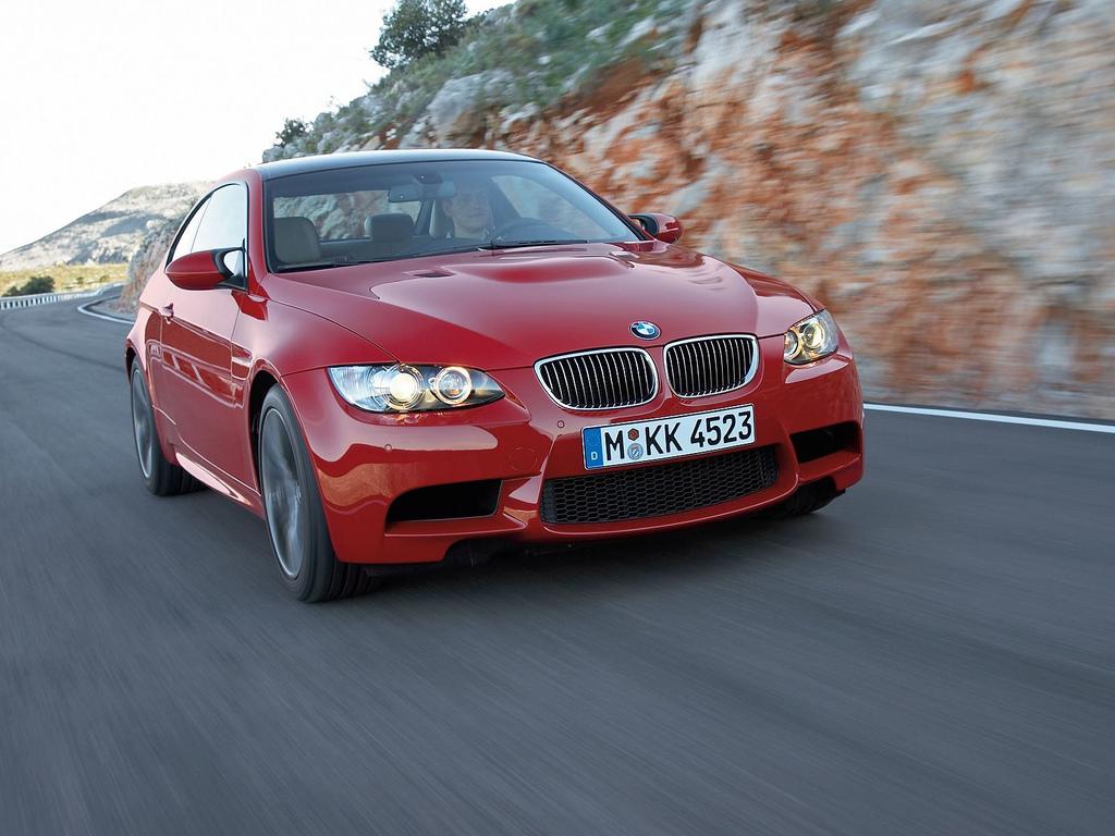 A BMW M3