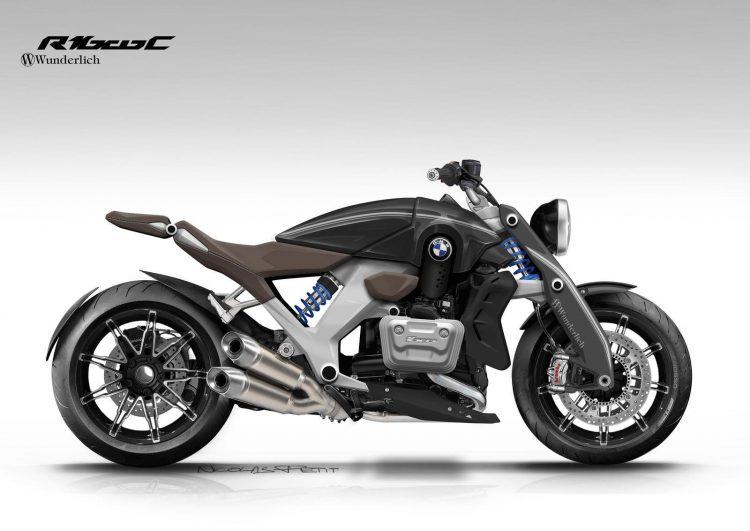 BMW R1600C Concept - BMW Cruiser 1