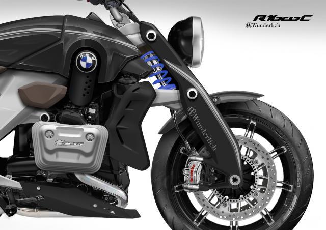 BMW R1600C Concept - BMW Cruiser 3