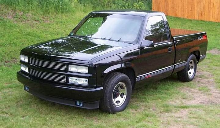 Chevy 454 SS (1990-1993)