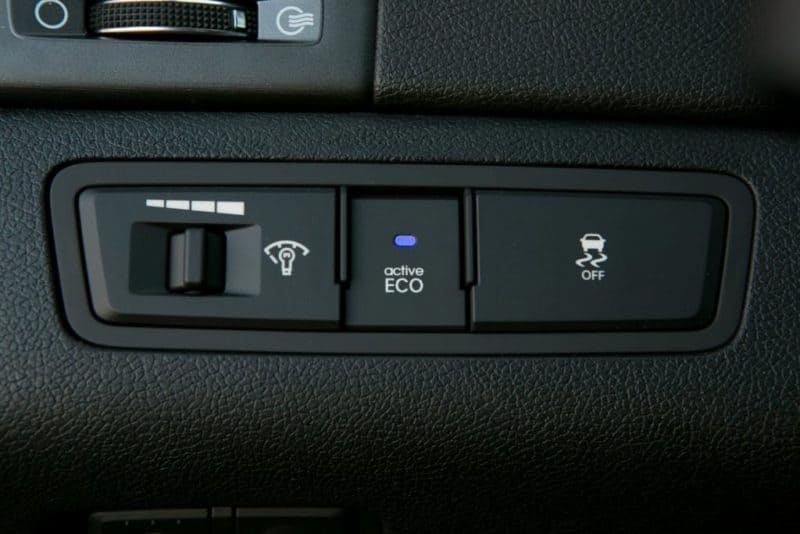 Eco Mode Button For Cars