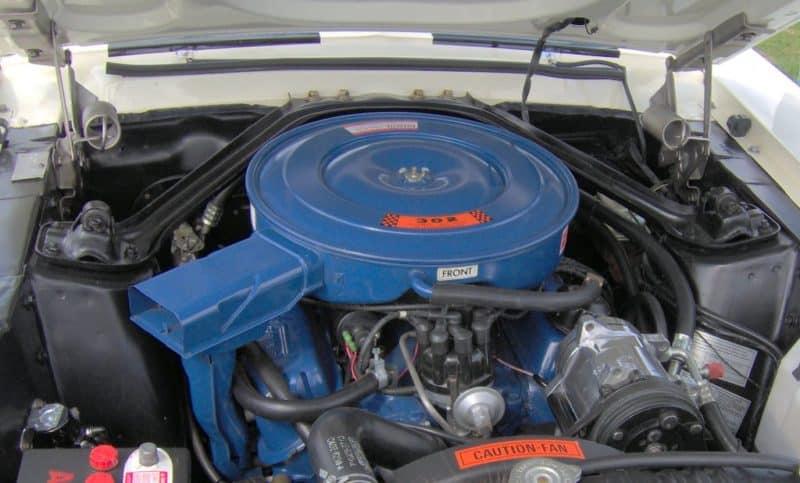 Ford 302 Windsor Engine