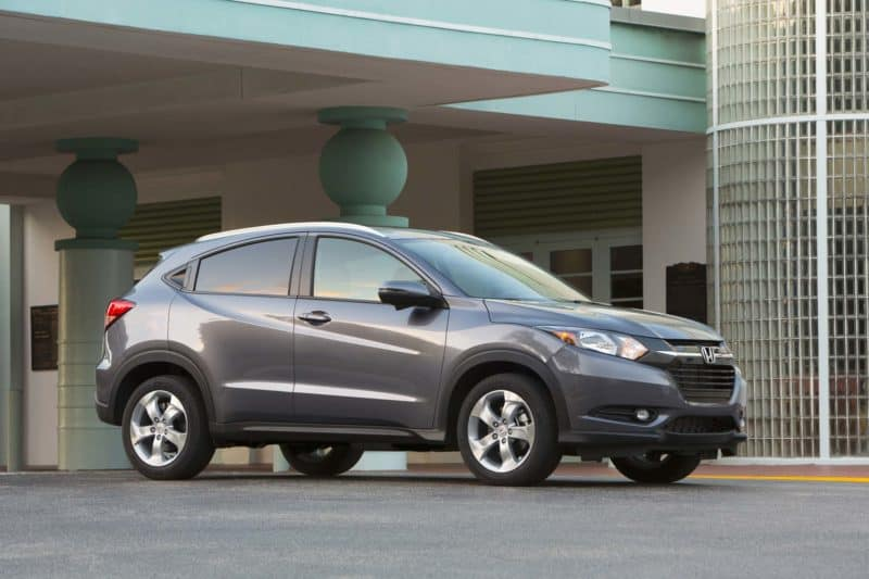 Honda HRV - best gas mileage SUV?