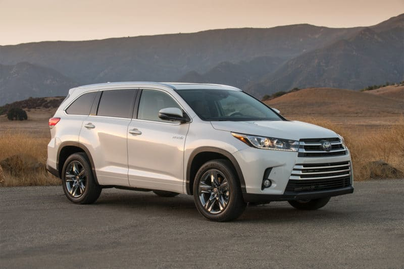 Ranking The Best MPG SUV Models!