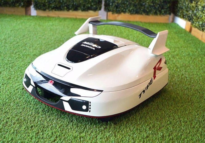 Honda Civic Lawnmower