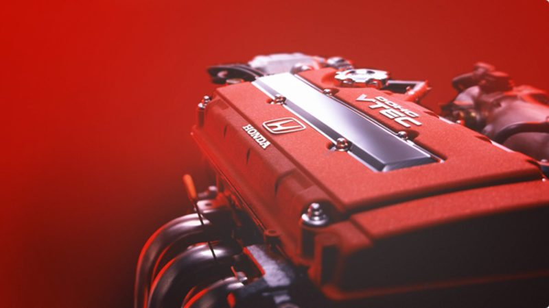 Honda B-Series Engine