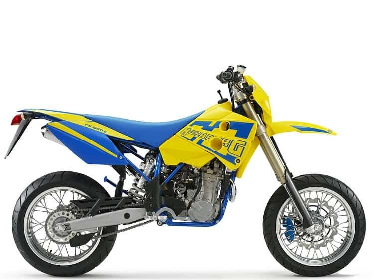 Husaberg-FS650e (2) - Best Supermoto Bikes