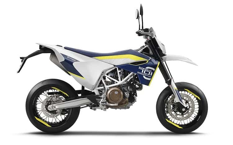 Husqvarna 701 Supermoto (2) - Best Supermoto Bikes