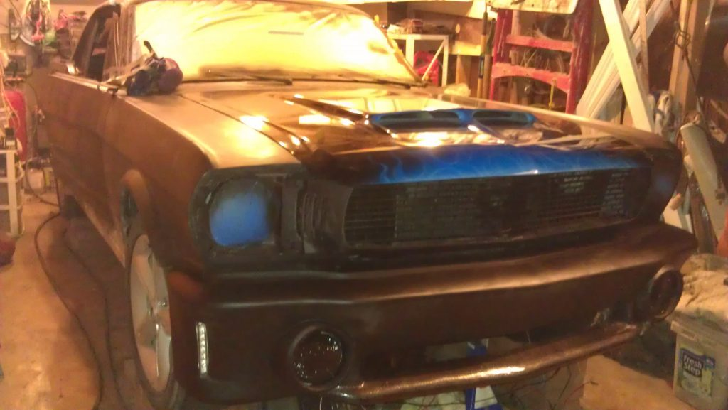 Restomod progress 2