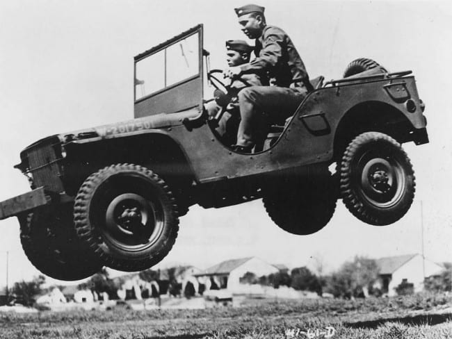 Jeep Willys Ford Motor
