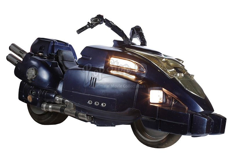 Judge Dredd Motorcycle Lawmaster 1