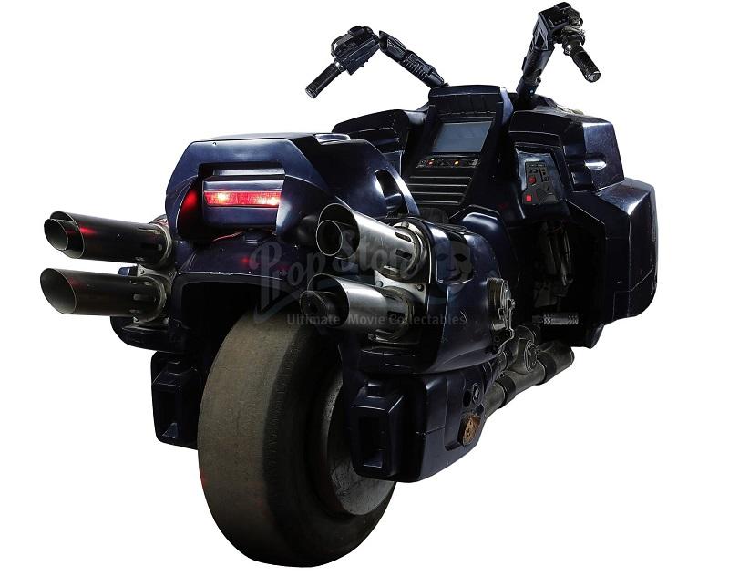Judge Dredd Motorcycle Lawmaster 4