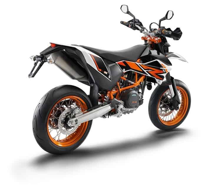 KTM 690 SMC R - Best Supermoto Bikes