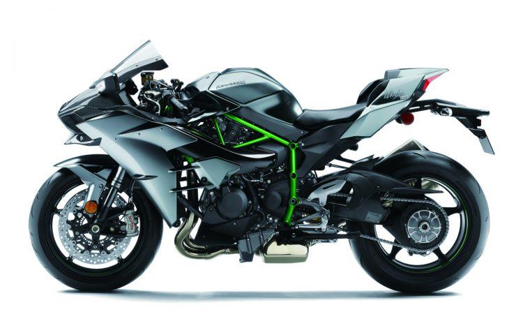 Kawasaki Ninja H2 Carbon 1