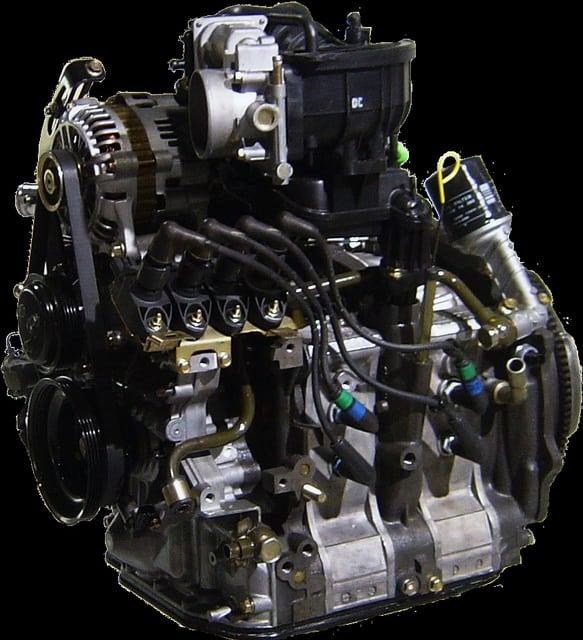 Mazda 13B Renesis