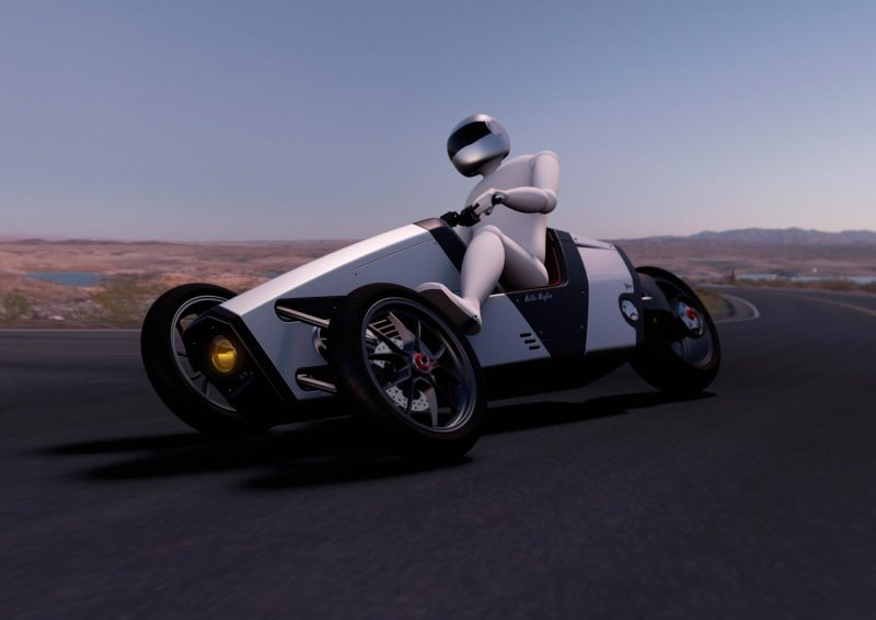 The Mille Miglia Trike Is A Three Wheeler That Actually Looks Appealing