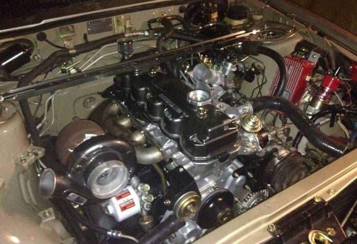 Mitsubishi 4G54B