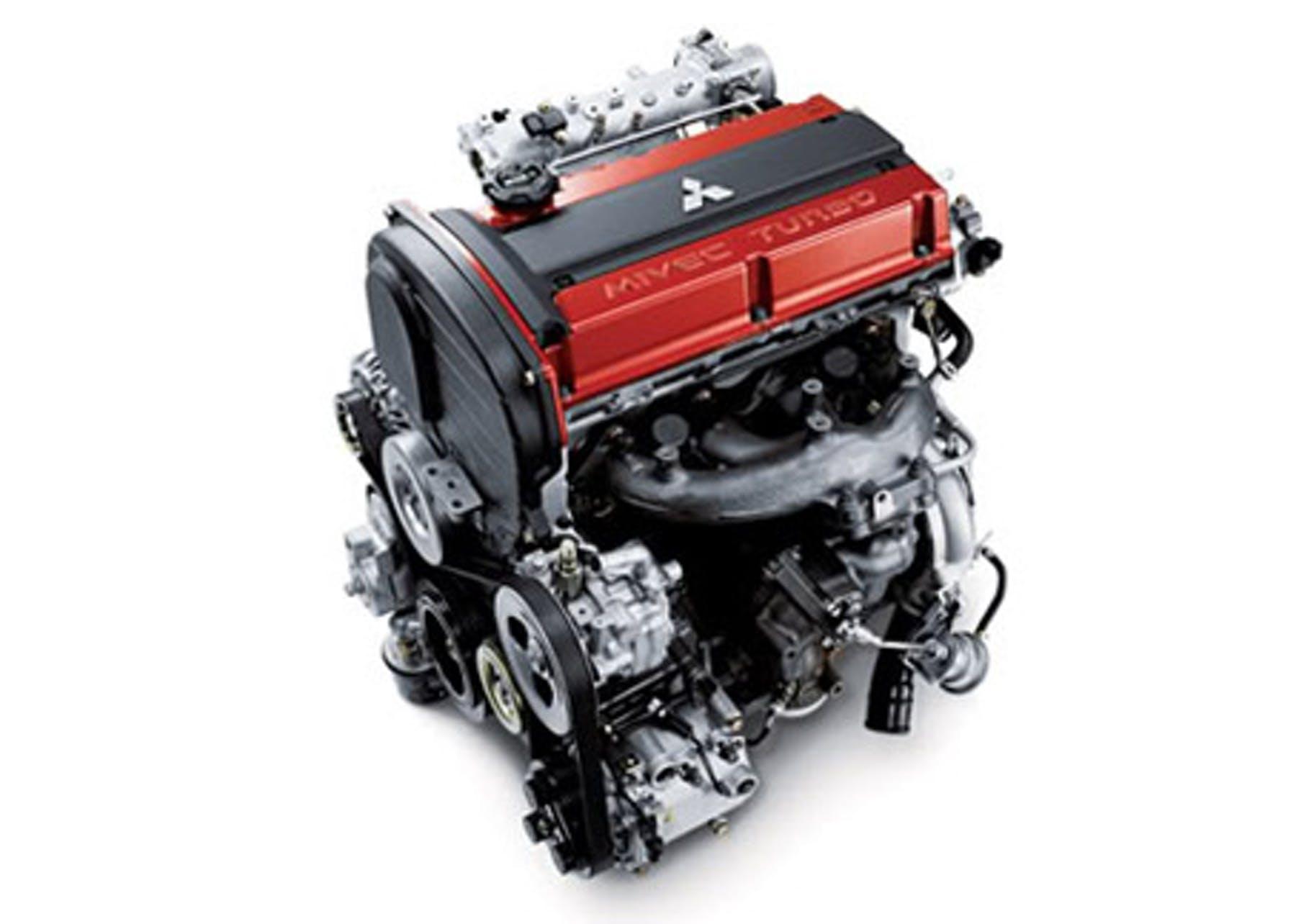 Mitsubishi JDM engines are great.