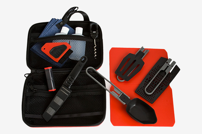 MSR Alpine Deluxe Camping Cooking Tool Kit