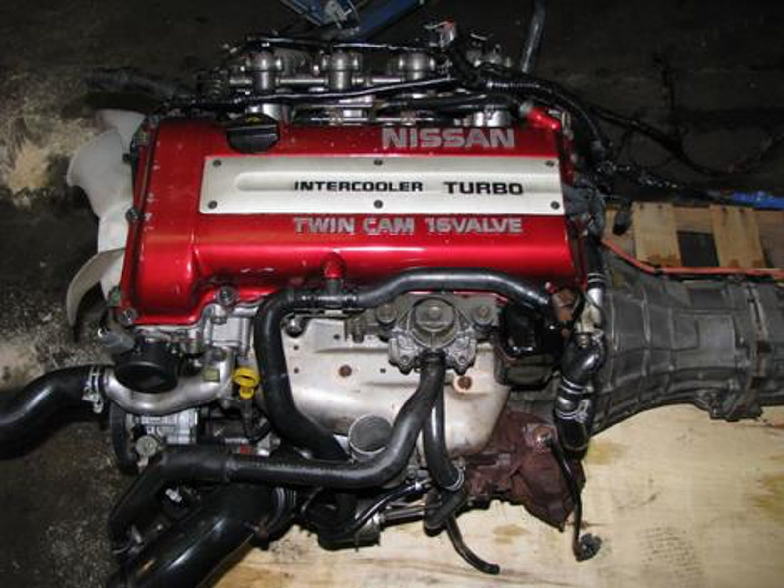 Nissan JDM engines rock