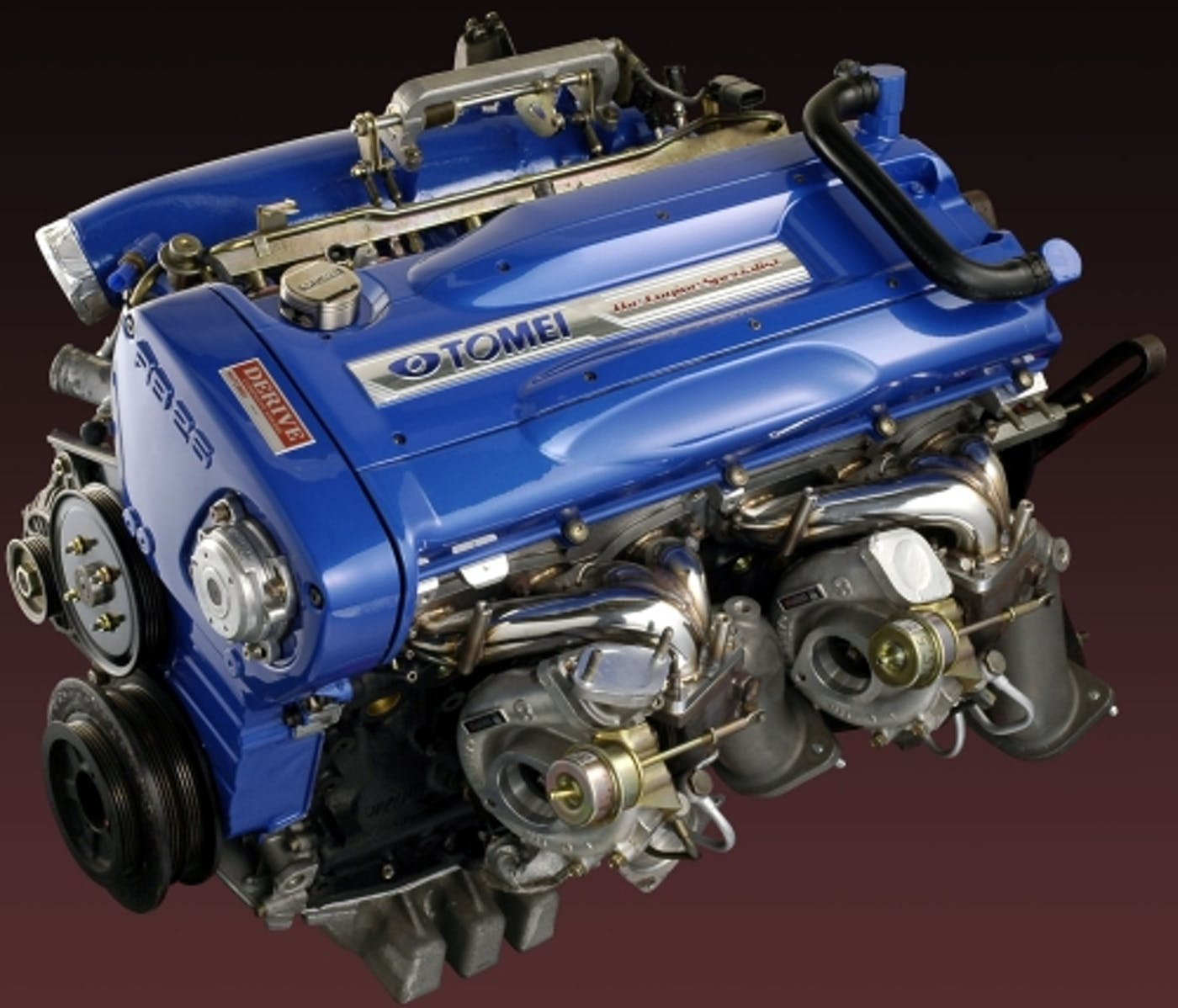 All Nissan JDM engines are cool