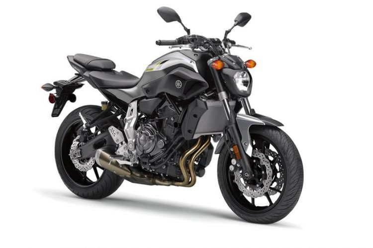 Parallel Twin Motorcycles - Yamaha FZ-07