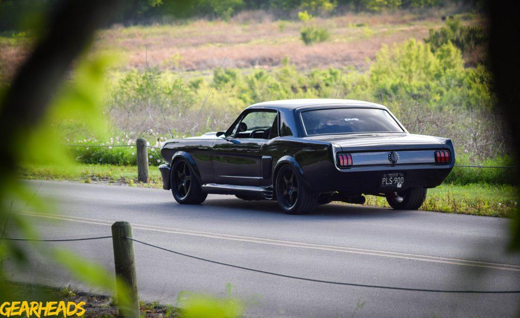 1966 Restomod Mustang 3