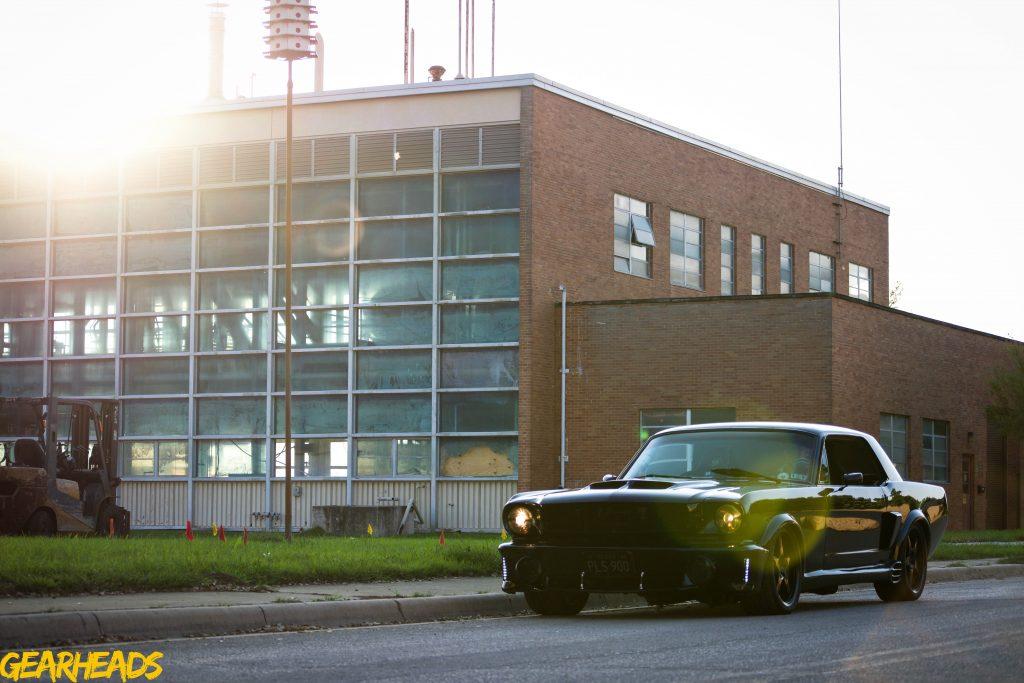 1966 Restomod Mustang 10