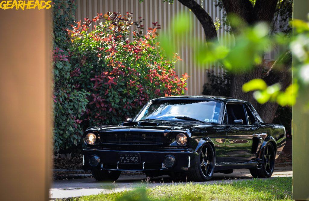 1966 Restomod Mustang 9