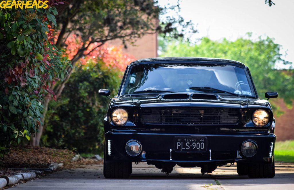 1966 Restomod Mustang 5