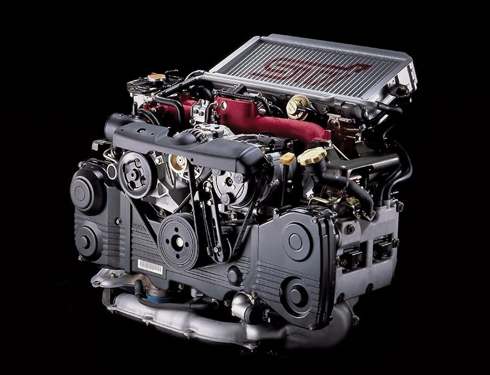 Subaru JDM engines are cool.