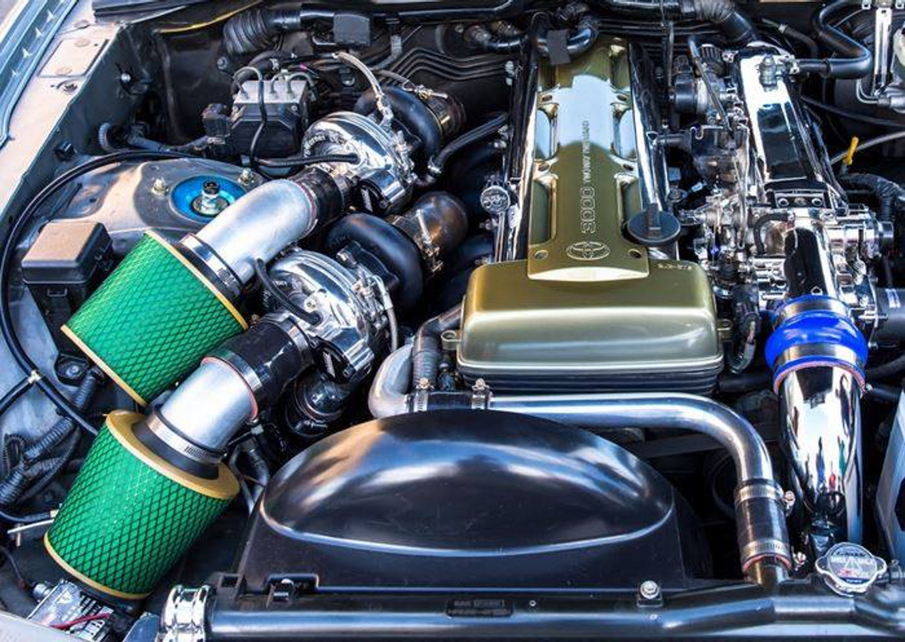 Another of the great Toyota JDM engines
